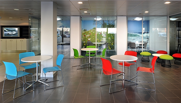 Boss design office furniture in Basingstoke