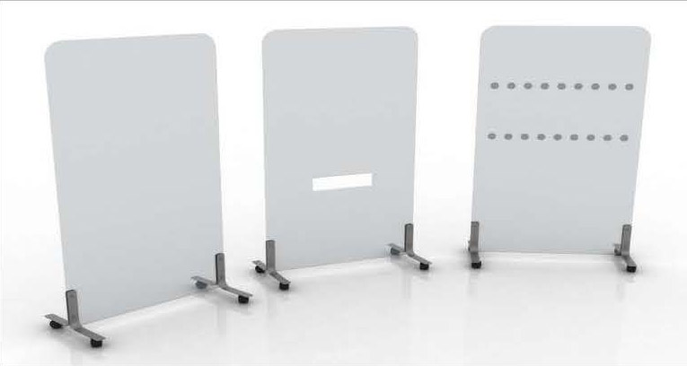 office dividers for COVID-19