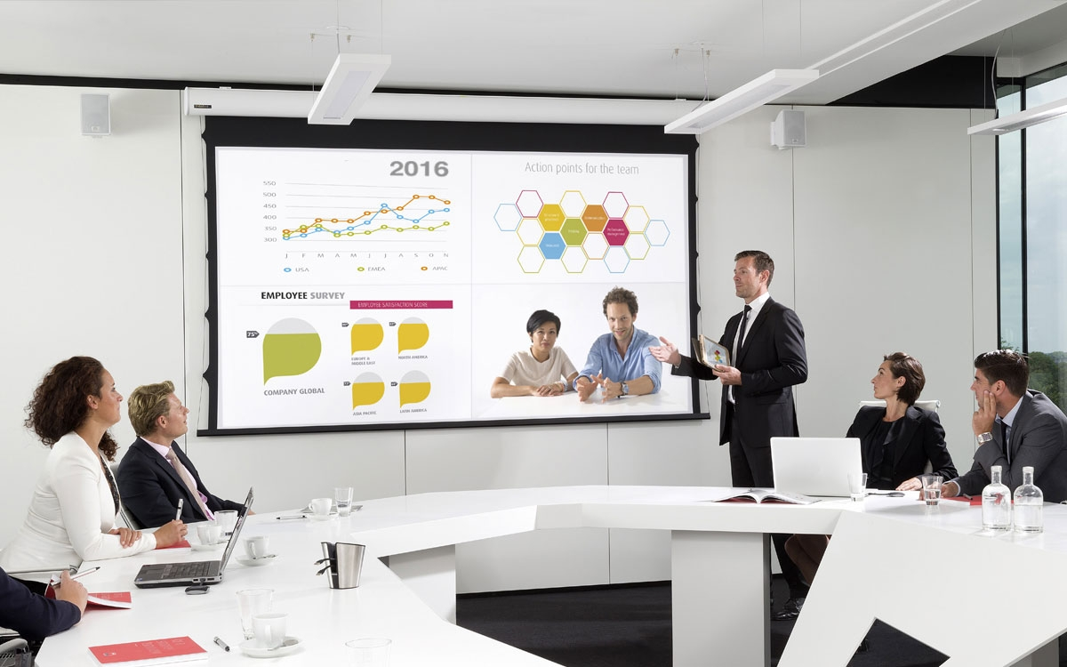 Barco Clickshare presentation